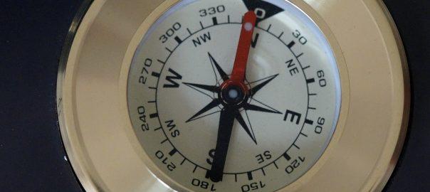 kompas-feng shui